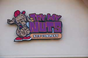 The Try My Nuts Store